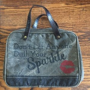 Mona B Bag Don't Let Anyone Dull Your Sparkle